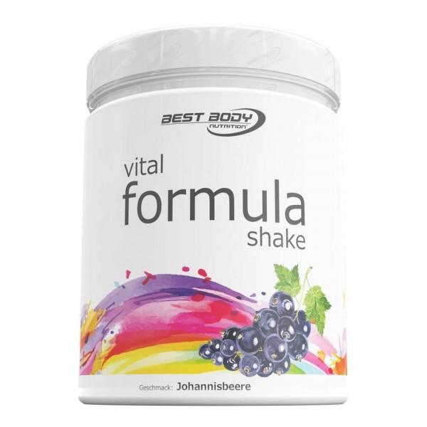Best Body Nutrition - Vital Formula Shake 500 gr bei CardioZone guenstig online kaufen