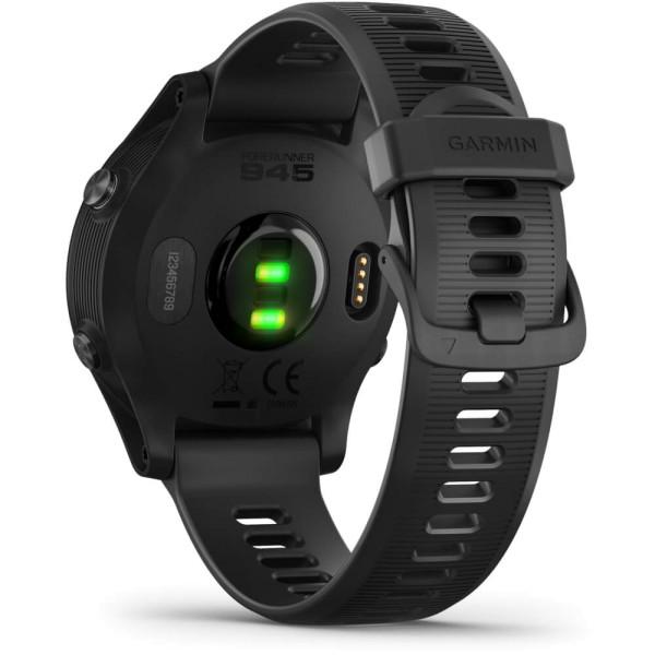 Forerunner945 Schwarz/Schiefer GPS-Multisportuhr für Läufer und Triathleten bei CardioZone günstig online kaufen