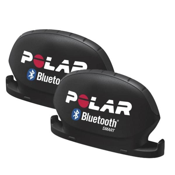 POLAR Bluetooth Geschwindigkeits- & Trittfrequenz-Sensoren Set bei CardioZone guenstig online kaufen
