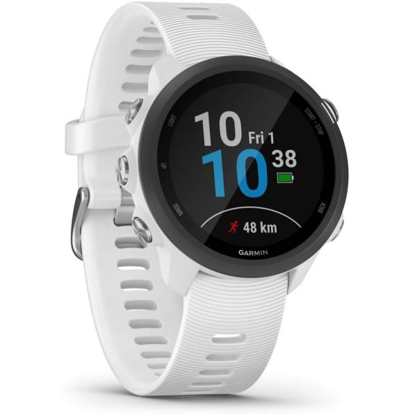 Forerunner 245 Music Weiss GPS Lauf Sportuhr bei CardioZone günstig online kaufen