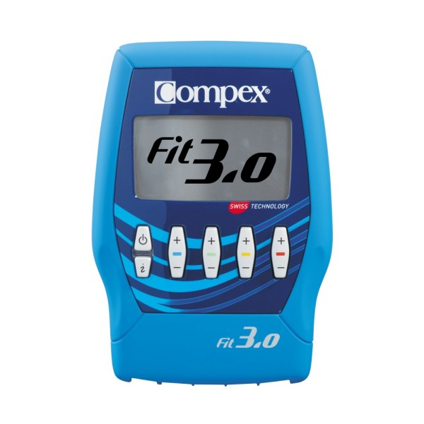 Compex FIT 3.0 Muskelstimulator - inkl. gratis Transportkoffer bei CardioZone guenstig online kaufen