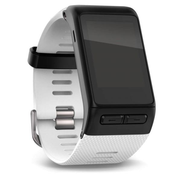 Garmin vivoactive HR Ersatz - Wechsel Armband in weiss und Groesse M bei CardioZone guenstig online kaufen