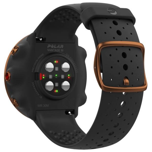 POLAR Vantage M Schwarz/Kupfer GPS Multisport Uhr bei CardioZone günstig online kaufen