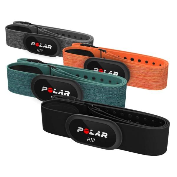 POLAR H10 Bluetooth Smart & ANT+ Herzfrequenz Sender Grau M-XXL bei CardioZone günstig online kaufen