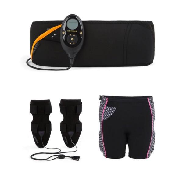 Slendertone ABs7 Unisex Bauchtrainer + Armtrainer Damen + Po Trainer Hose bei CardioZone guenstig online kaufen