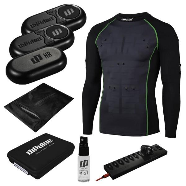 diPulse Smart Shirt Kit Men Gr. L-XL - aktives EMS Training für Brust, Bauch, Rücken, Schultern und Arme bei CardioZone günstig online kaufen