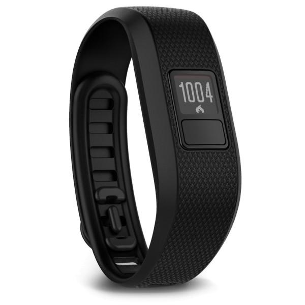 Garmin vivofit 3 Activity Tracker schwarz und weiss und Style Collection bei CardioZone kaufen