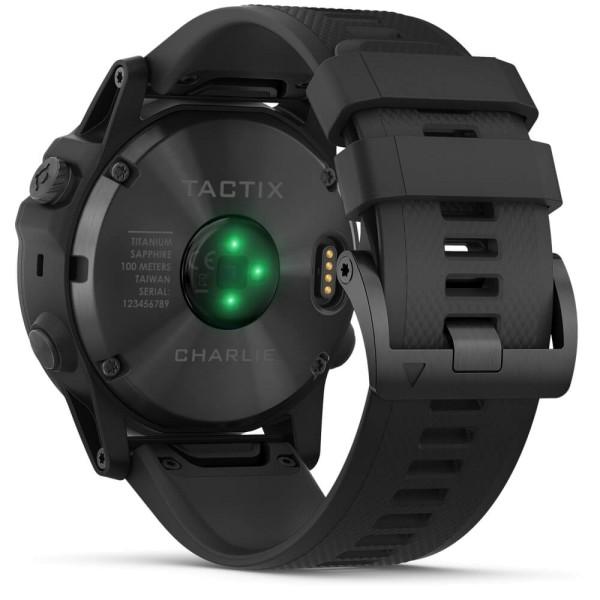 Garmin tactix Charlie taktische GPS Multisport Smartwatch bei CardioZone guenstig online kaufen