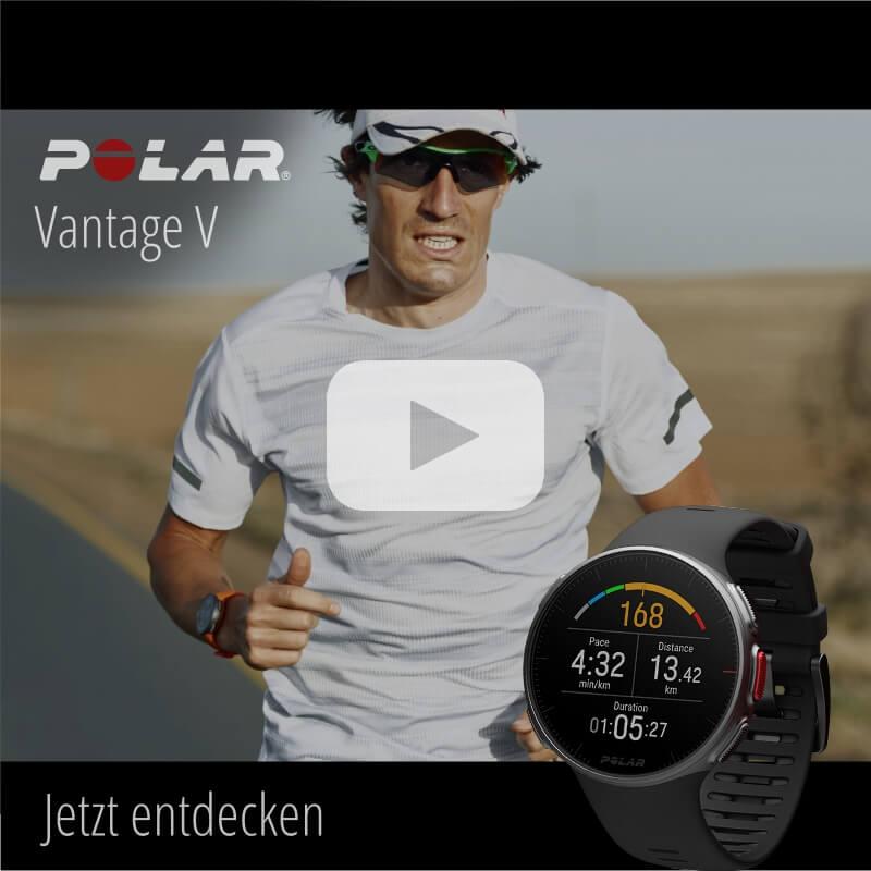 5365a6199 POLAR Vantage V Orange M/L GPS Multisport Uhr online kaufen | CardioZone  Sportgeräte