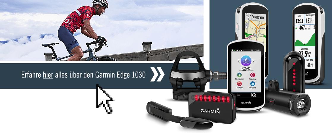 Garmin Edge 1030 GPS Radcomputer Online Kaufen