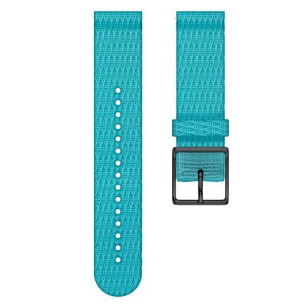 POLAR Ignite Wechsel-Armband PET Aqua Blau bei CardioZone günstig online kaufen