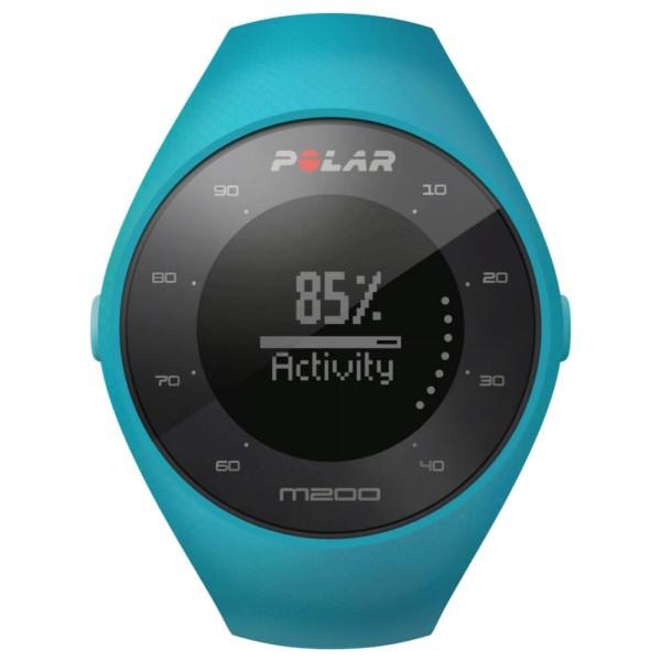 POLAR M200 GPS Laufuhr in blau limited Edition bei CardioZone guenstig online kaufen