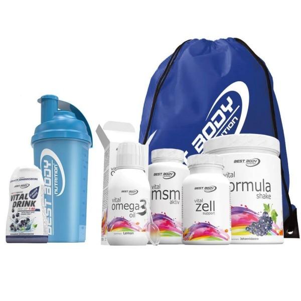 Best Body Nutrition - großes Stoffwechselkur Set mit Gratis Artikeln bei CardioZone guenstig online kaufen
