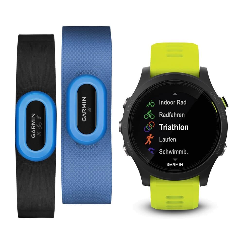 GPS & Sportuhren Fitness & Jogging Schwarz günstig kaufen Garmin Forerunner 935  Multisportuhr