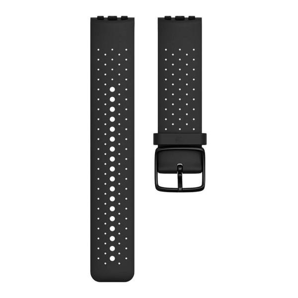 POLAR Vantage M Wechsel-Armband TPU Schwarz