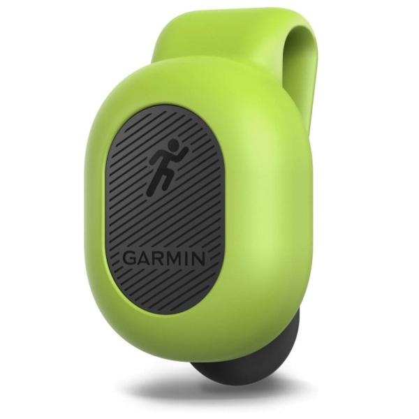 Garmin Running Dynamics Pod - ermittelt 6 Laufeffizienz-Werte