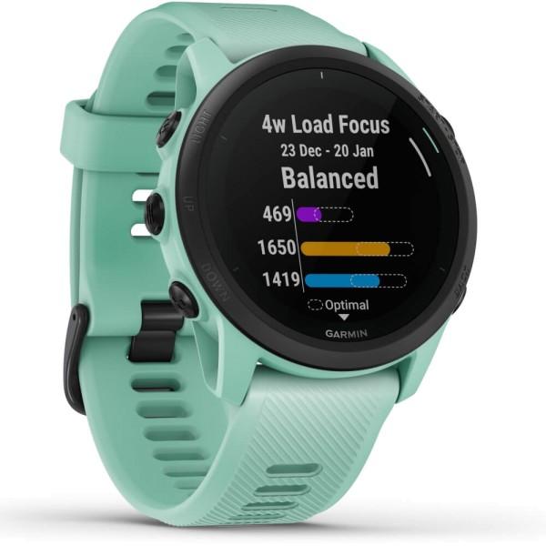 Garmin Forerunner 745 Pastellgrün/Schwarz GPS Lauf- u. Triathlonuhr bei CardioZone günstig online kaufen