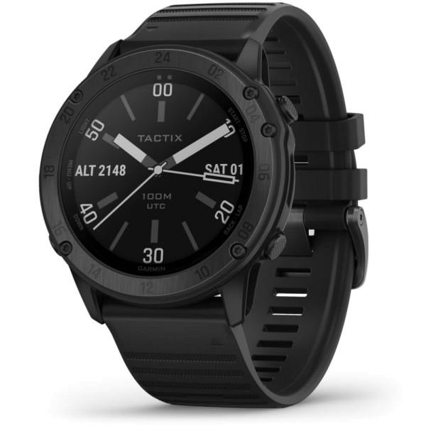Garmin tactix Delta Saphir DLC taktische GPS Multisport Smartwatch im Stealth Design bei CardioZone günstig online kaufen
