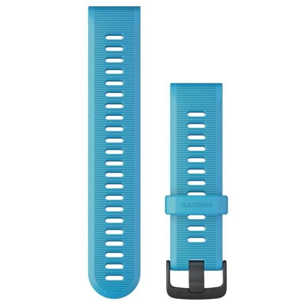 Garmin Forerunner 945 Schnellwechsel Uhrenarmband Blau / Schnalle in Schiefergrau ibei CardioZone günstig online kaufen