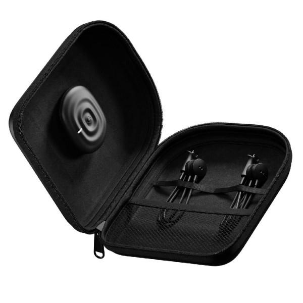PowerDot Uno 2.0 Schwarz - kabelloser EMS Muskelstimulator bei CardioZone entdecken und online kaufen