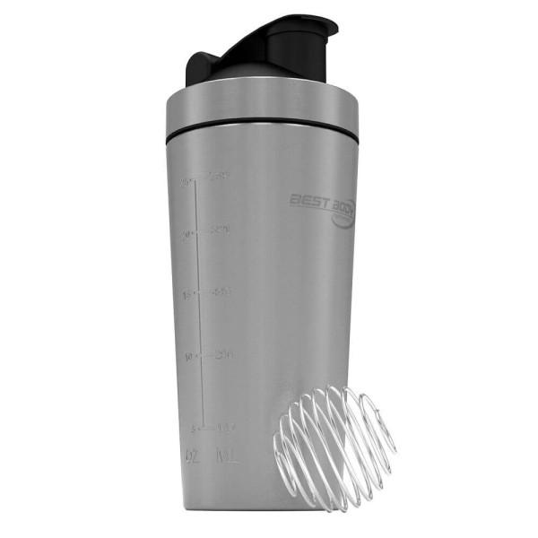 Best Body Nutrition Design Edelstahl Eiweiß-Shaker bei CardioZone günstig online kaufen