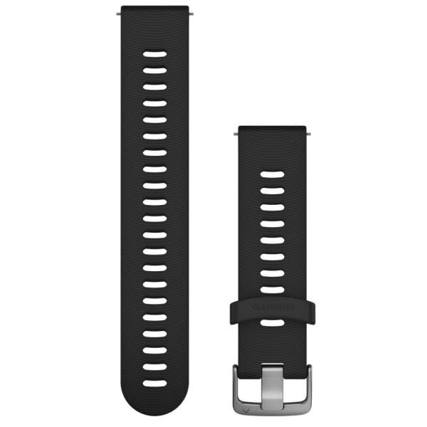 Garmin Forerunner 645 Schnellwechsel-Armband schwarz bei CardioZone günstig online kaufen