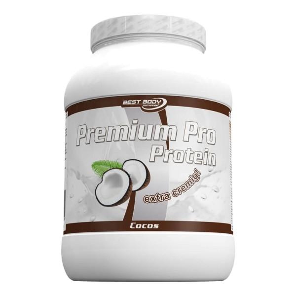 Best Body Nutrition - Premium Pro Eiweiss Shake Cocos 750gr bei CardioZone guenstig online kaufen