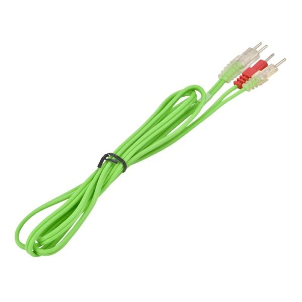 Compex Kabel neongruen f