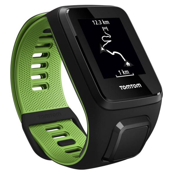 TomTom Runner 3 Cardio GPS Fitness Uhr schwarz Gr. S bei CardioZone guenstig online kaufen