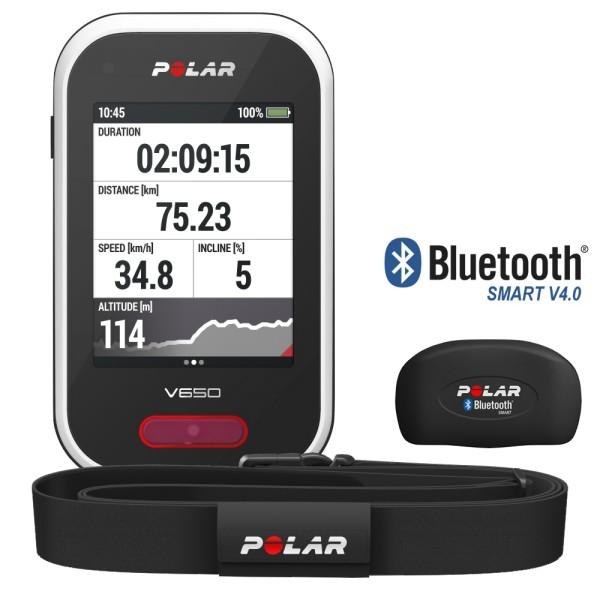 POLAR Equine V650 Trotting GPS Computer für Trabrenn- und Fahrsport bei CardioZone guenstig online kaufen