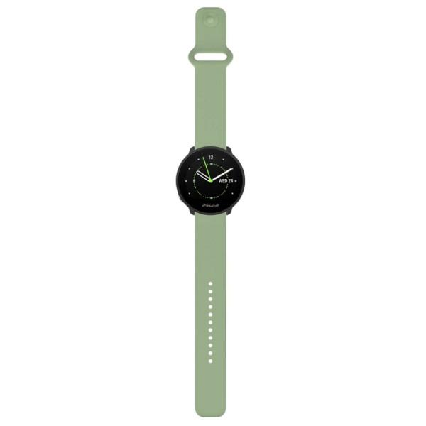 POLAR Silikon Schnellverschluss Armband 20mm Mintgrün Gr. S-L bei CardioZone günstig online kaufen