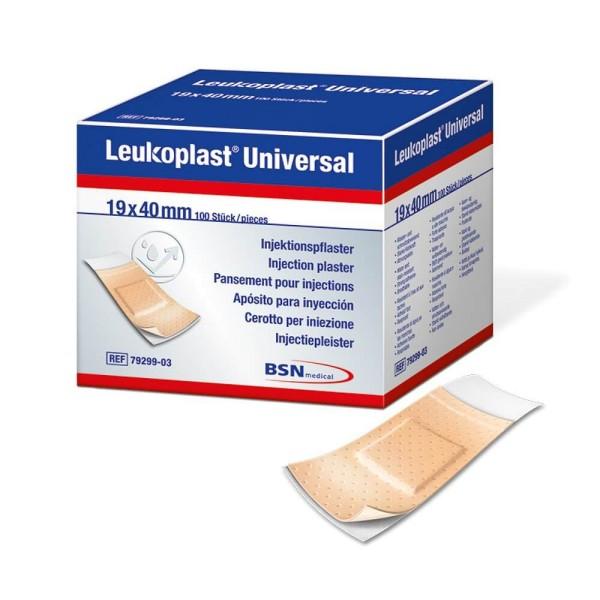 Leukoplast soft - Injektionspflaster 19 x 40 mm 100 Stück für Laktatdiagnostik bei CardioZone guenstig online kaufen