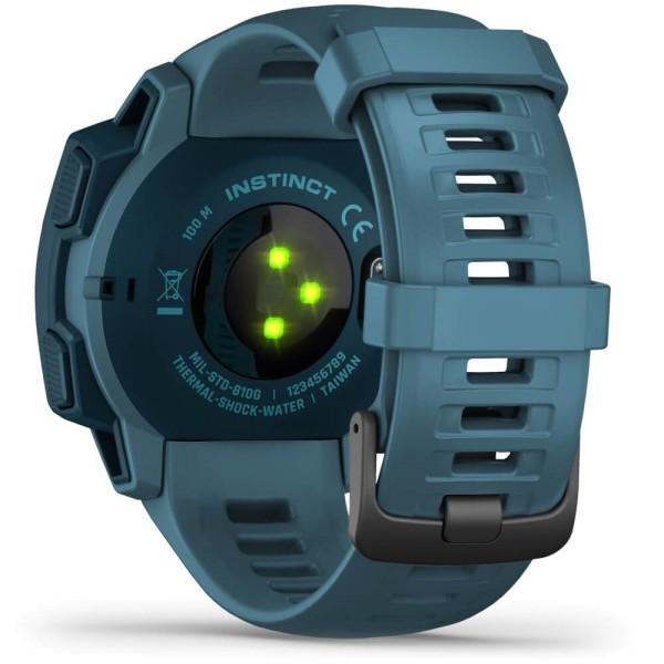 Garmin Instinct Outdoor Smartwatch in Blau bei CardioZone günstig online kaufen